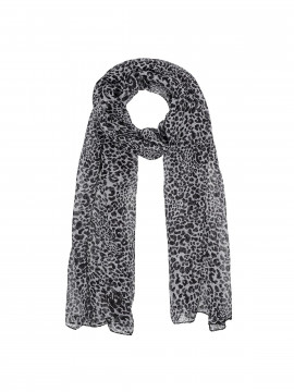 Chopin Jacobi Leo scarf - Grey
