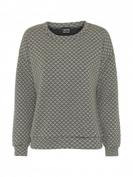 Chopin Jasmin Gold sweat - Grey