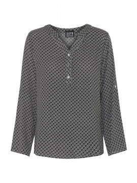 Chopin June circle shirt - Grey