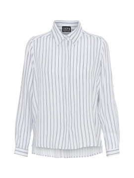 Chopin Kamilla stripe shirt - Blue
