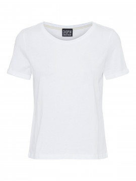 Chopin Karina basic tee - White