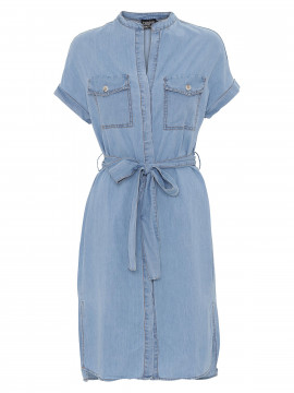 Chopin Maggi denim dress - Blue