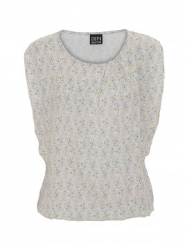 Chopin Mary small flower top - Sand