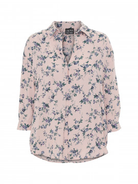 Chopin Melina blossom 3/4 shirt - Rose