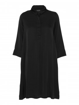 Chopin Fabrina solid dress - Black