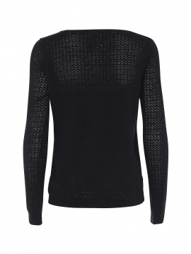 Chopin Kai V-neck knit - Black
