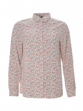 Chopin Puk small flower shirt - Rose