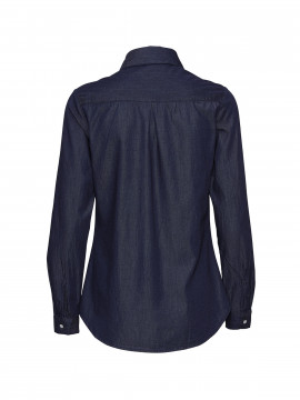 Chopin Naja denim shirt - Dark blue