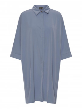 Chopin Alma shirt/dress - Blue
