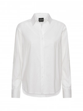 Chopin Ana basic L/S shirt - White