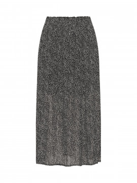 Chopin Angelica stone skirt - Black
