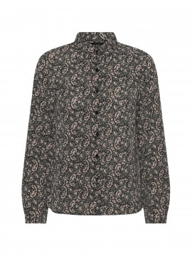 Chopin Asta paisley shirt - Green