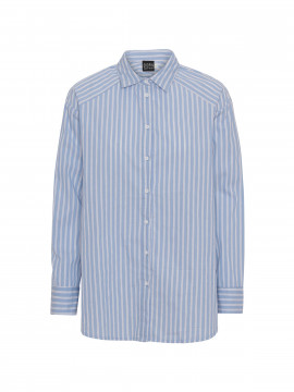 Chopin Benita stripe shirt - Blue