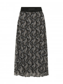 Chopin Begitta jupes skirt - Black