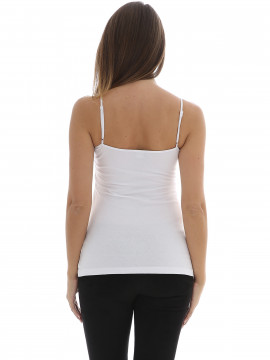Chopin sadie II strap top - White