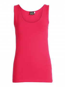 Chopin Sue II tank top - Bright pink