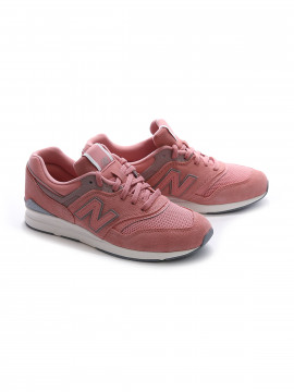 New Balance WL697CM Classics sneakers - Pink
