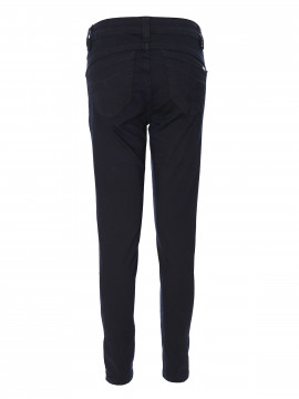 Jonny Q Terry tech stretch - Raw denim blue