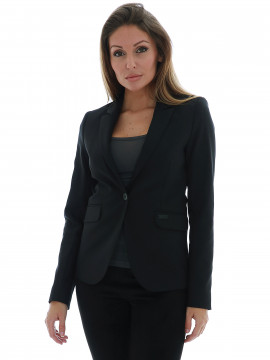 Mos Mosh Blake night blazer - Black