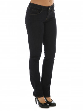 Mos Mosh Athena regular jeans - Dark blue