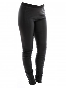 Mos Mosh Lucy stretch leather leggings