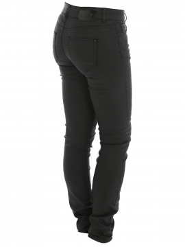Mos Mosh Duffy coated jeans - Black