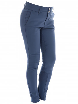 Mos Mosh Blake night pant - Indigo blue