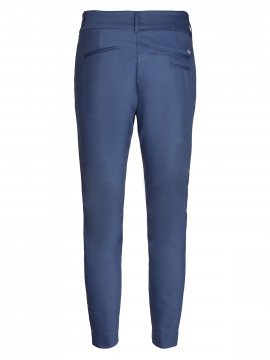 Mos Mosh Blake Tuxen night 7/8 pant - Indigo blue