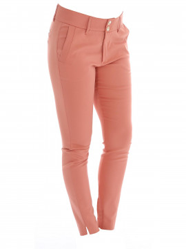 Mos Mosh Blake Tuxen night 7/8 pant - Peach