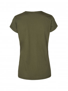 Mos Mosh Crave Rivet Tee - Army