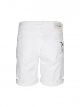 Mos Mosh Etta shine shorts - White