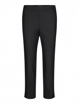 Mos Mosh Gerry Twiggy sustainable 7/8 pant - Black