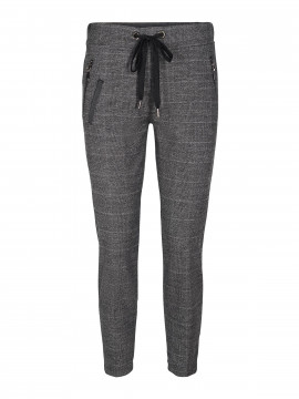 Mos Mosh Blake Levon Holly pant - Grey check
