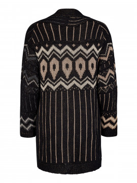 Mos Mosh Mildred cardigan - Black