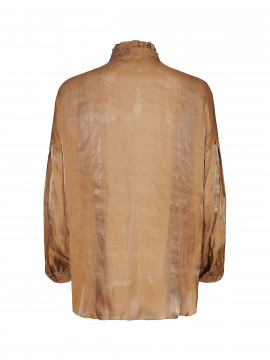 Mos Mosh Maude golden shirt - Gold