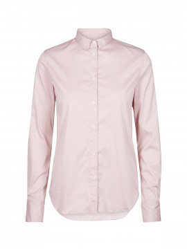 Mos Mosh Tilda shirt - Soft rose
