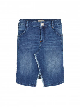 Mos Mosh Ozzy winston skirt - Denim blue