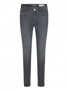 Mos Mosh Victoria favourite 7/8 jeans - Grey denim