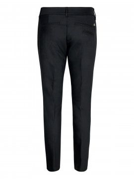Mos Mosh Tuxen night pant sustainable - Black