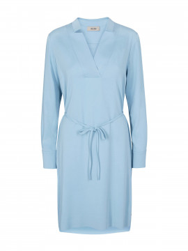 Mos Mosh Lipa Cuba dress - Celestial blue