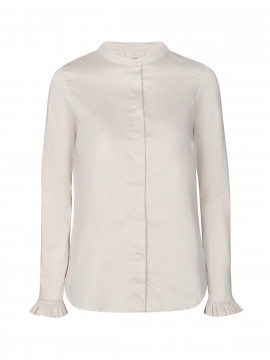 Mos Mosh Mattie Sustainable shirt - Ecru