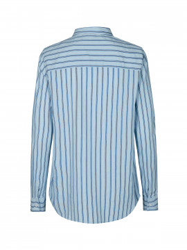 Mos Mosh Kadie stripe shirt - Blue