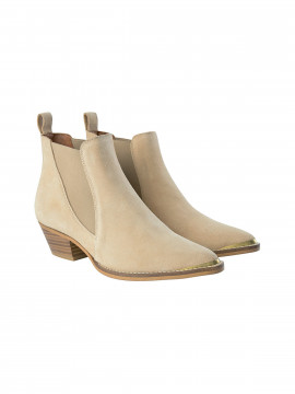 Mos Mosh Dallas boot - Beige