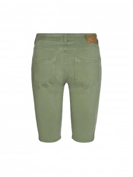 Mos Mosh Sumner air long shorts - Oil green