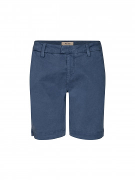 Mos Mosh Marissa air shorts - Dark blue