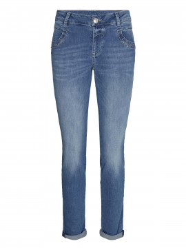 Mos Mosh Naomi novel jeans - Blue