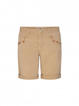 Mos Mosh Naomi decor G.D shorts - Safari