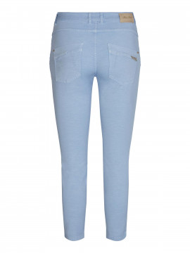 Mos Mosh Sharon G.D 7/8 pant - Chambray blue