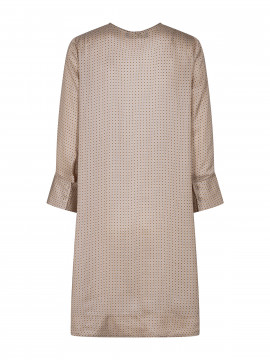 Mos Mosh Eloise mini retro dress - Burro camel