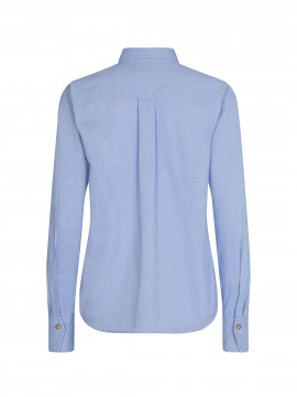 Mos Mosh Martina oxford shirt - Bel air blue